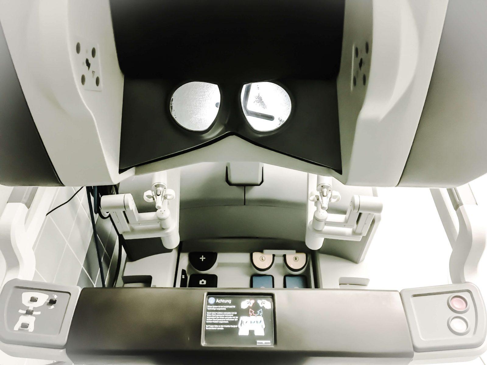 Da Vinci Nephroureterektomie/ Niere und Harnleiterentfernung